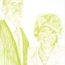 """Steadman & Winfrey, 11 x 14"""""""